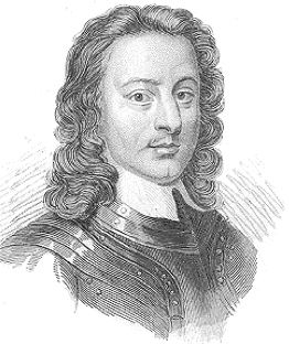 Sketch of John Hampden